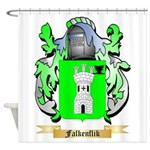 Falkenflik Shower Curtain
