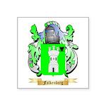 Falkenberg Square Sticker 3