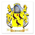 Falken Square Car Magnet 3
