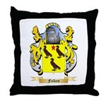 Falken Throw Pillow