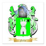 Falke Square Car Magnet 3