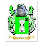 Falke Small Poster
