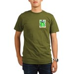 Falk Organic Men's T-Shirt (dark)