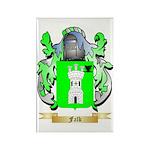 Falk Rectangle Magnet (100 pack)