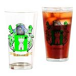 Falconnat Drinking Glass