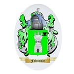 Falconnat Ornament (Oval)
