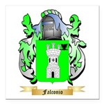 Falconio Square Car Magnet 3