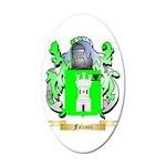 Falconi 20x12 Oval Wall Decal