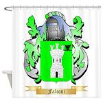 Falconi Shower Curtain