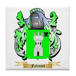 Falconet Tile Coaster