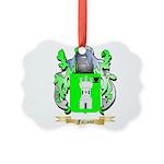 Falcone Picture Ornament