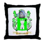 Falconat Throw Pillow