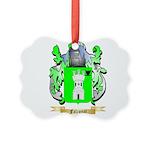 Falconat Picture Ornament