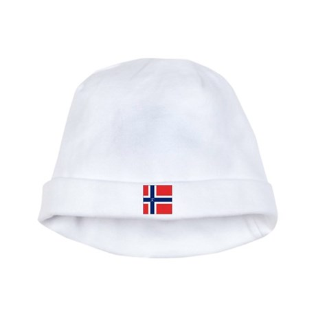 Team Cross Country Norway baby hat