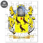 Falcon Puzzle