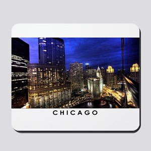 Chicago Cityscape Mousepad