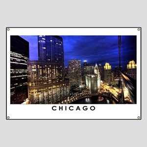 Chicago Cityscape Banner