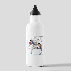 WildSteen Eats Christie Water Bottle