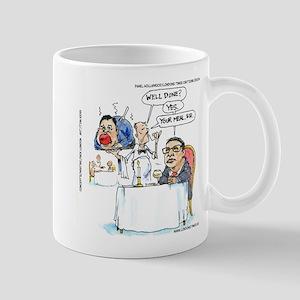 WildSteen Eats Christie Mugs