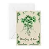 Irish blessings Greeting Cards (10 Pack)
