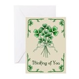 St patricks day Greeting Cards (20 Pack)
