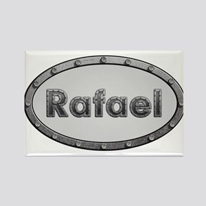 Rafael Metal Oval Magnets