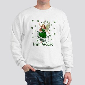 Irish Shamrock Magic Sweatshirt