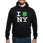 I NY Hoodie (dark)