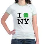 I NY Jr. Ringer T-Shirt