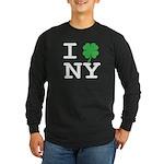 I NY Long Sleeve Dark T-Shirt