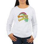 Magiclly Cuntlicious Women's Long Sleeve T-Shirt