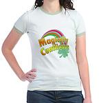Magiclly Cuntlicious Jr. Ringer T-Shirt