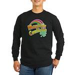 Magiclly Cuntlicious Long Sleeve Dark T-Shirt