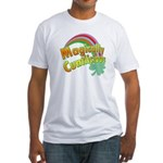 Magiclly Cuntlicious Fitted T-Shirt