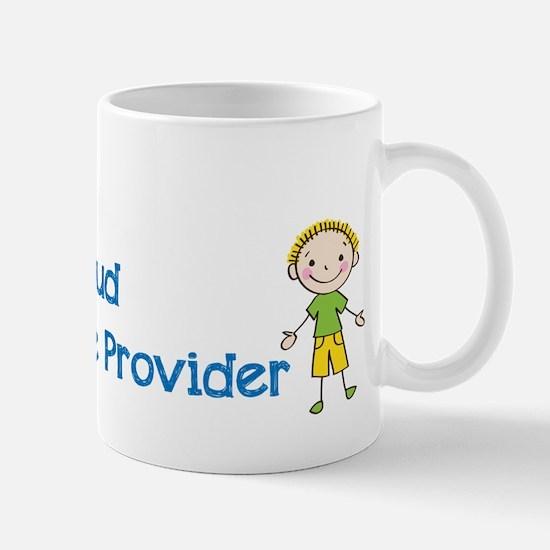 Proud Child Care Provider Mug