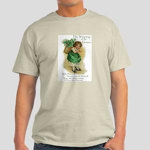 Wearing of the Green Light T-Shirt