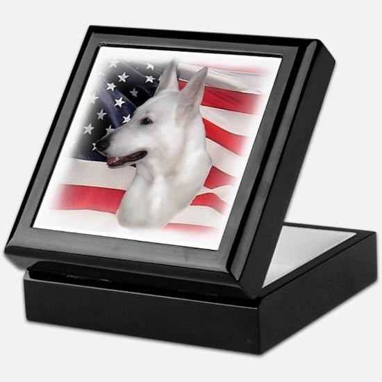 American Shepherd Keepsake Box