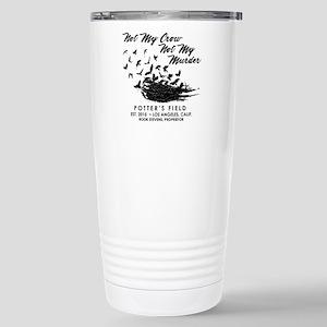 Potter's Field / 16 oz Stainless Steel Travel Mug