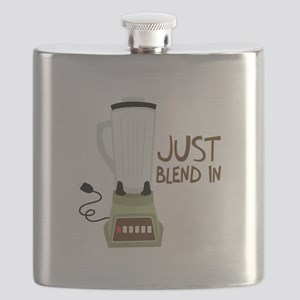 Just Blend In Flask