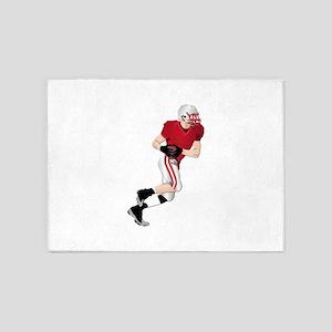 Sports - Football - No Txt 5'x7'Area Rug