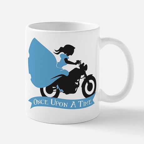 OUAT Ballgown Motorcycle Mug