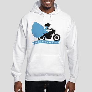 OUAT Ballgown Motorcycle Sweatshirt