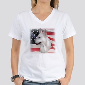 American Shepherd Women's V-Neck T-Shirt