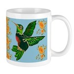"""Hummingbird Friends"" Mugs"