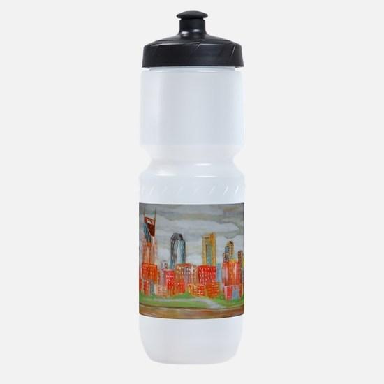 Nashville Skyline Sports Bottle