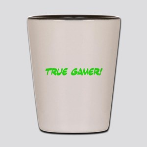 True Gamer Shot Glass