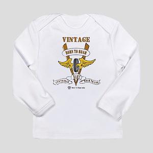 Vintage V Emblem Long Sleeve T-Shirt