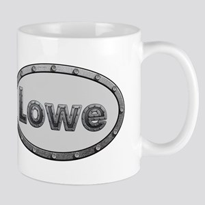 Lowe Metal Oval Mugs