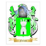 Falcao Small Poster