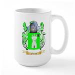 Falcao Large Mug